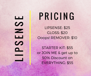 LipSense FAQ: how much does LipSense cost?