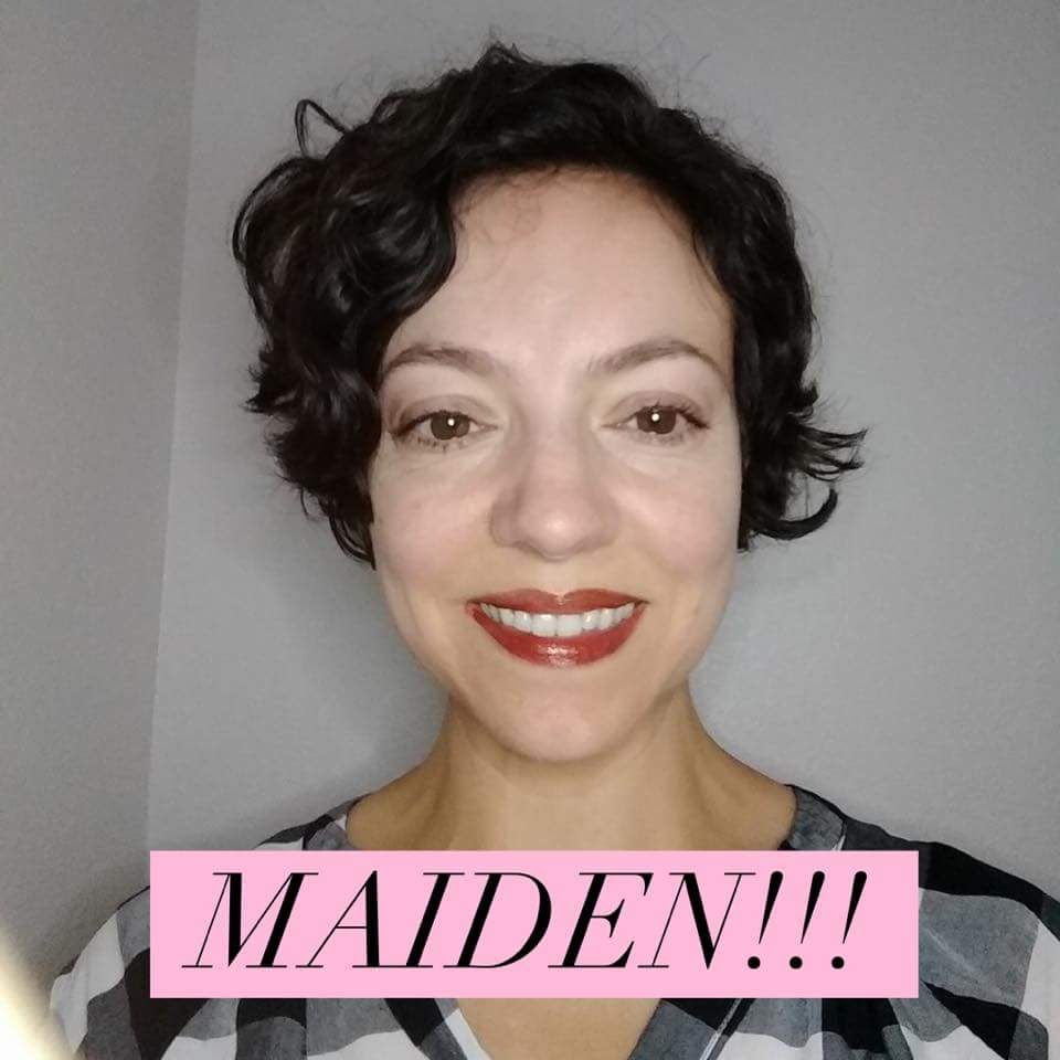 SeneGence Maiden: I made it, and what that has to do with YOU
