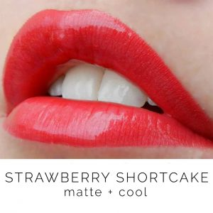 strawberry shortcake lipsense