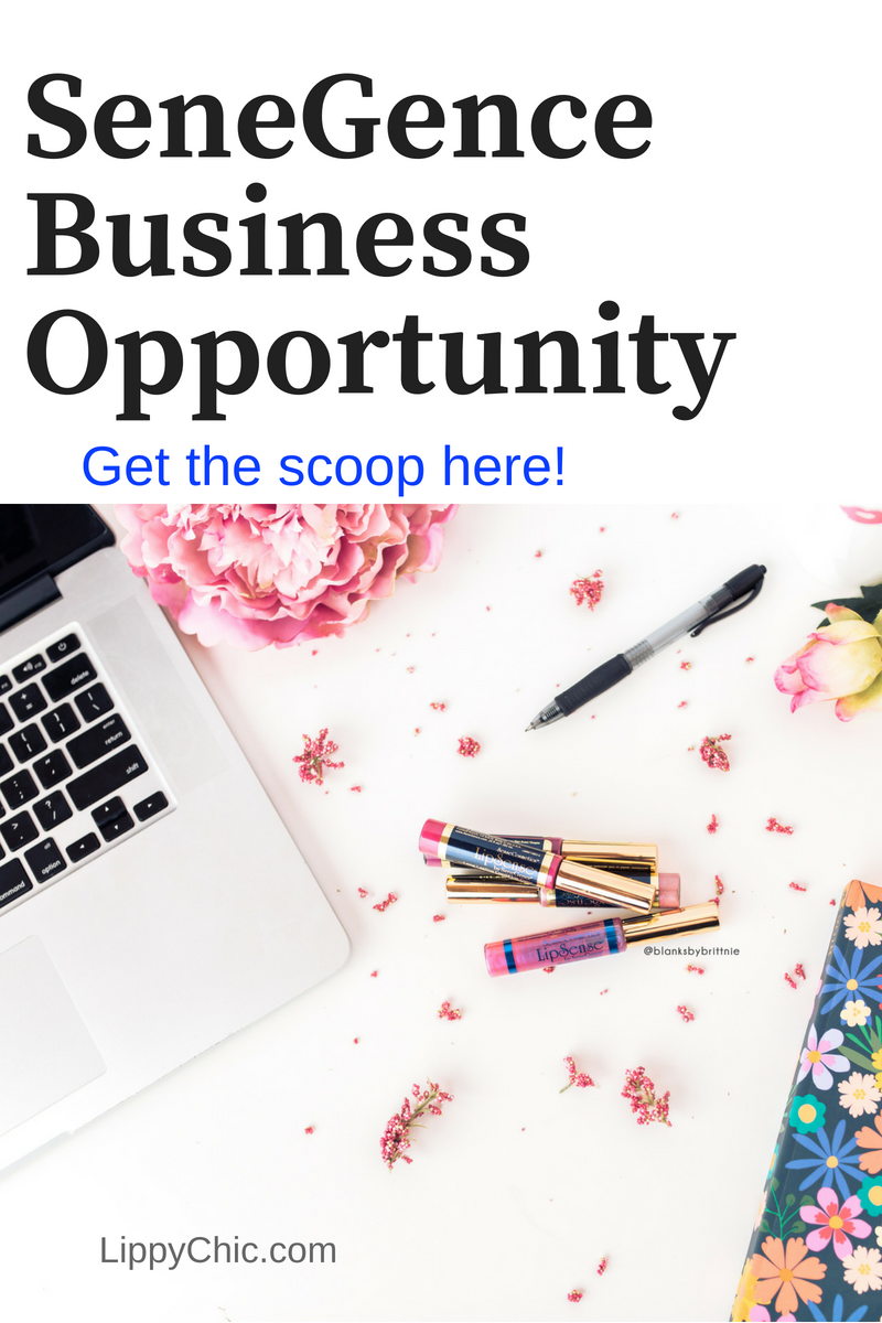 SeneGence business opportunity