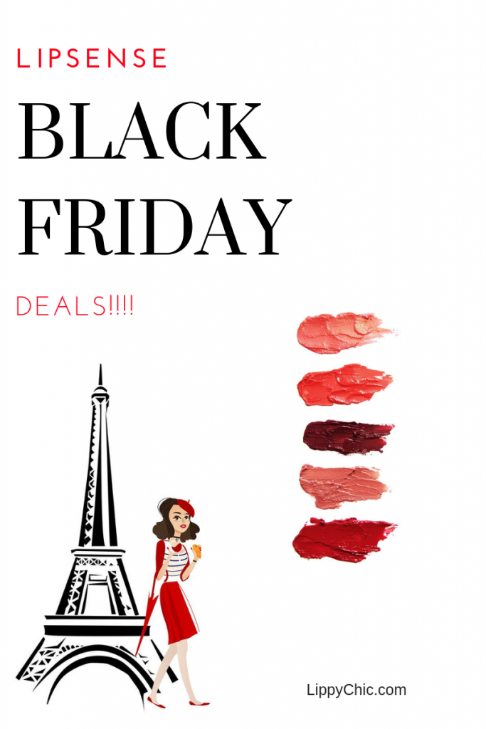 LipSense Black Friday Sale