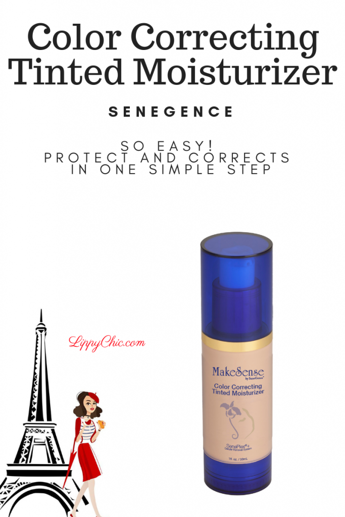 Color Correcting Tinted Moisturizer by SeneGence
