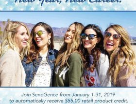 free SeneGence sign up