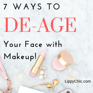 7 Ways to De-Age Your Face With Makeup