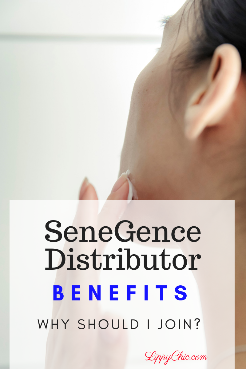 SeneGence Distributor Benefits