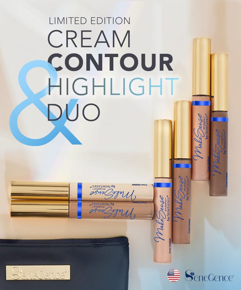 SeneGence new releases: Contour & Highlight Duo
