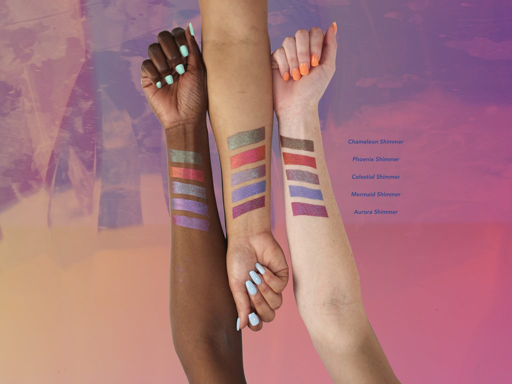 SeneGence new releases: DuoChrome ShadowSense collection