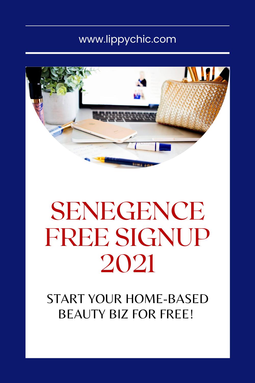 SeneGence Free Sign Up 2021