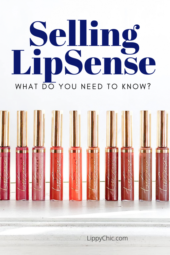 selling LipSense: is it for me?